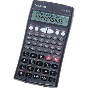 Olympia Taschenrechner LCD 8110