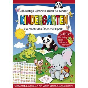 Lernhilfe-Buch Kindergarten