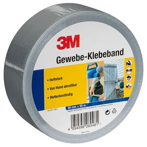 3M™ Klebeband-Sortiment - Gewebeklebeband