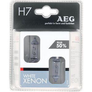 AEG KFZ-Glühlampen H7