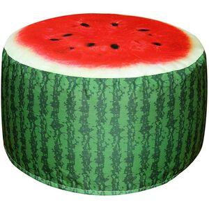 Dekor Sitzhocker - Melone