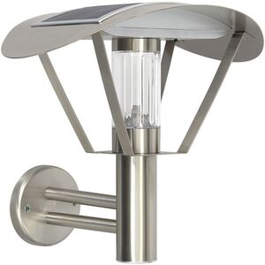 RANEX Solarwandleuchte LED High Lumen