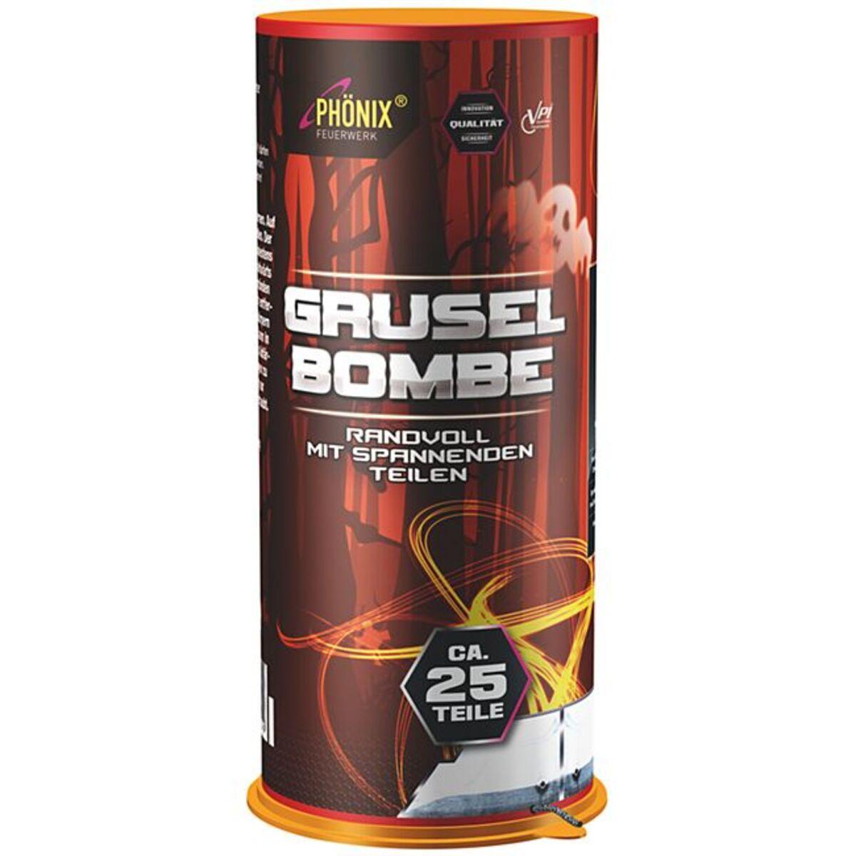 Bild 1 von Gruselbombe