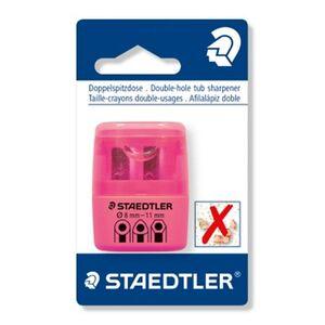 Staedtler Schulmaterialien - Dosenspitzer neon pink