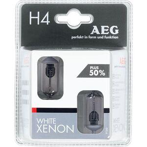 AEG KFZ-Glühlampen H4