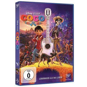 Walt Disney DVD - Coco