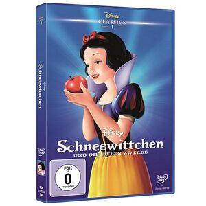 Walt Disney Schneewittchen und die sieben Zwerge DVD