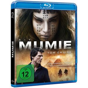Action Blu-ray - Die Mumie 2017