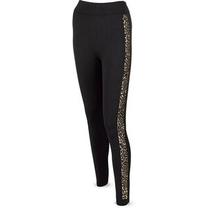 Spirit of Colours Damen Leggings, Leo, Gr. XS/S