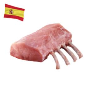 Iberisches frisches Duroc Schweinekarree
