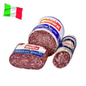 Negroni oder MontorsiOriginal Italienische Salami
