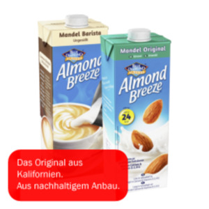 Almond Breeze Mandeldrink