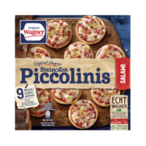 Wagner Piccolinis oder Pizzies