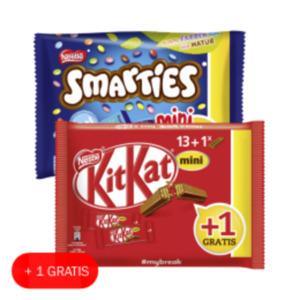 Nestle Minis