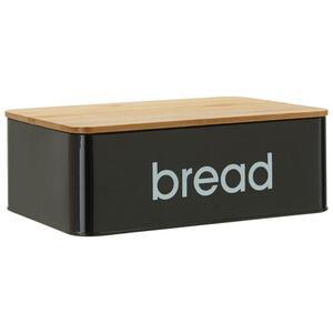Brotbox Norman Schwarz