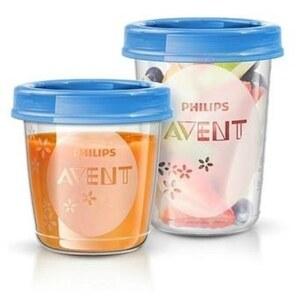 PHILIPS AVENT - Aufbewahrungssystem für Nahrung SCF721/20