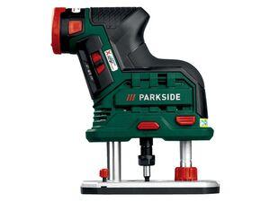PARKSIDE® Akku Oberfräse »POFA 12 A1«, für Fräser mit 6- oder 8-mm-Schaft, mit Akku