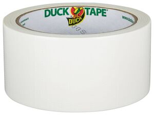 Duck Tape Gewebeband Snow White