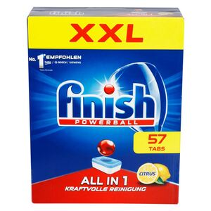 Finish Powerball All-in-1 57er Citrus