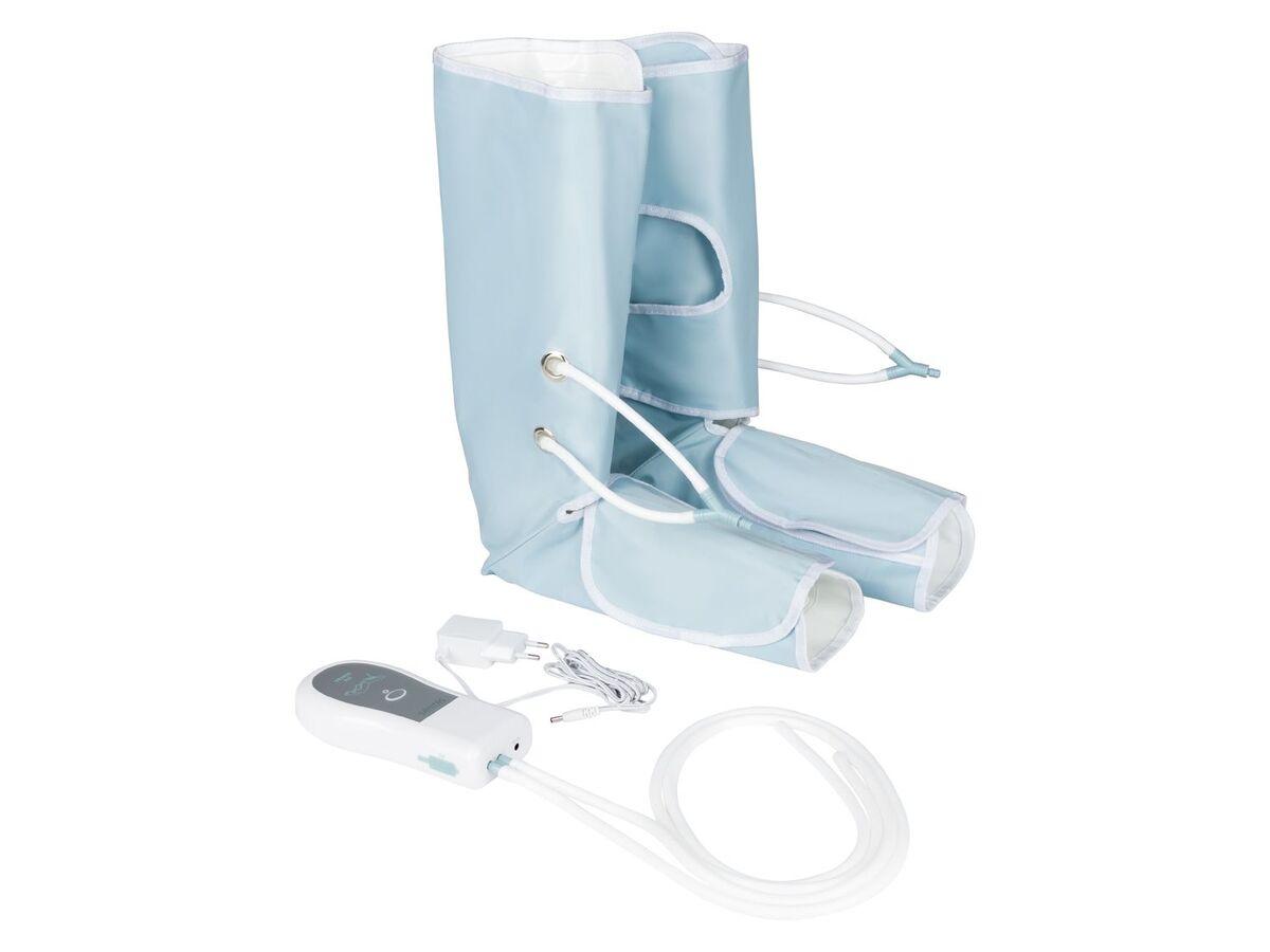 Bild 3 von SANITAS Venen-Massagegerät, 2 Beinmanschetten mit Klettverschluss, inklusive Tasche