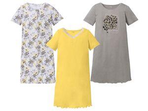 ESMARA® Nachthemd, mit Eco Soft Technologie, mit Baumwolle