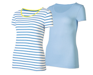 blue motion Damen-T-Shirts