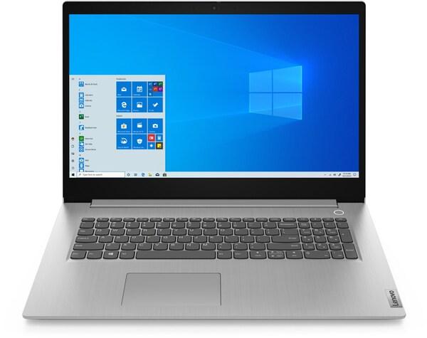"IdeaPad 3 17IML05 (81WC006RGE) 43,9 cm (17,3"") Notebook platinum grey"