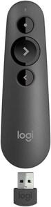 R500 Laser Presentation Remote schwarz