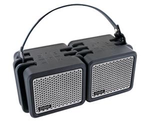 Schwaiger® Wasserdichter Bluetooth® -Stereo-Lautsprecher