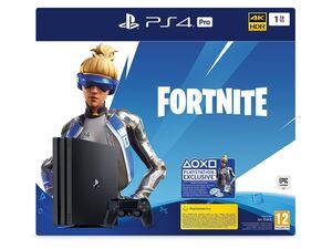 SONY Playstation 4 PRO - 1TB: Fortnite Neo Versa Bundle
