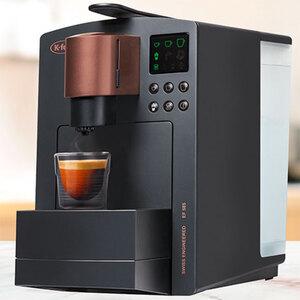 Set aus Kapselmaschine Grande 585 und 18 Packungen Expressi Kaffee