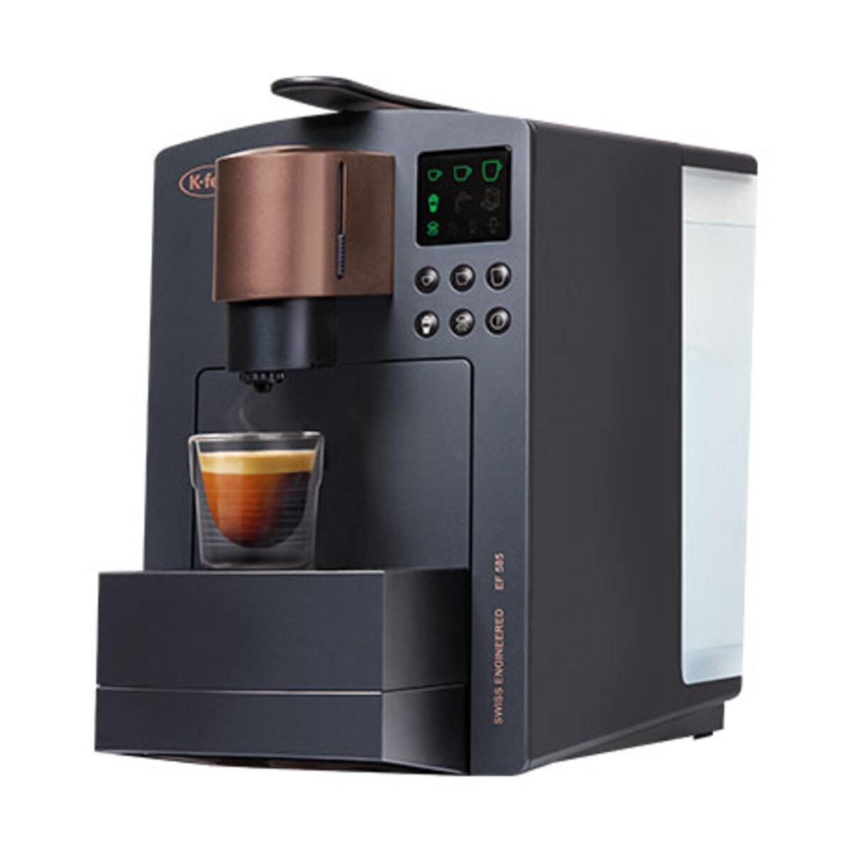 Bild 2 von Set aus Kapselmaschine Grande 585 und 18 Packungen Expressi Kaffee