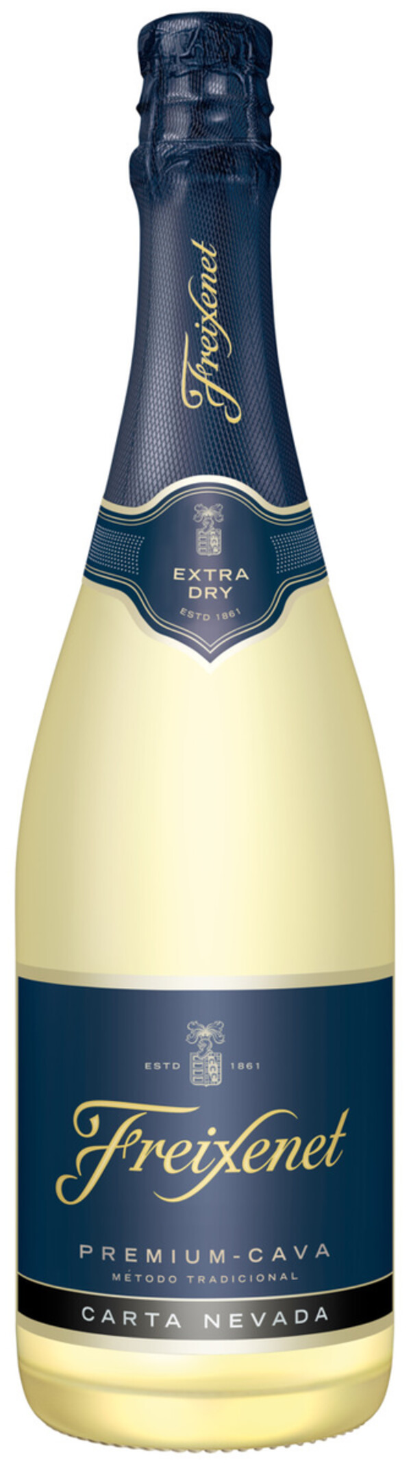 Freixenet Cava Carta Nevada Extra Dry 0,75 ltr