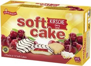 Griesson Soft Cake Kirsch 300 g