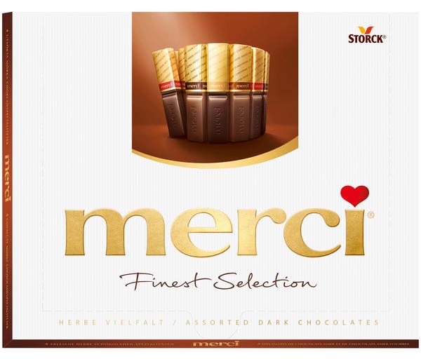 Merci Finest Selection Herbe Vielfalt 250 g