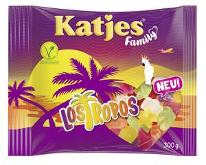 Katjes Family Los Tropos 300 g