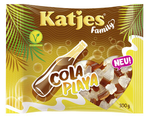 Katjes Family Cola Playa 300 g