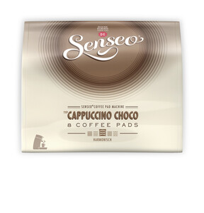 Senseo Kaffeepads Cappuccino Choco 8ST 92G