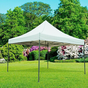 Premium-Pavillon Easy Up 4 x 4 m