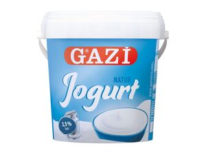 Gazi Naturjoghurt