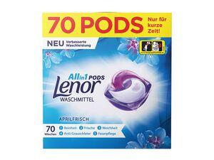 Lenor All-in-1 Pods 70 Wäschen
