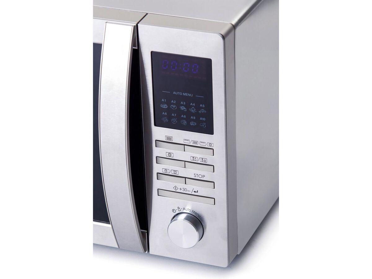 Bild 5 von Sharp Mikrowelle, 20 l Fassungsvermögen, 800 Watt Leistung, mit 8 Automatikprogrammen