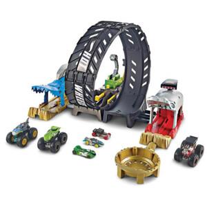 Hot Wheels Monster Trucks Looping