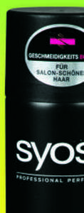 syoss Haarspray