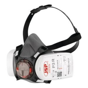 Atemschutzhalbmaske Force8 EN 140 EN 143 Press to Check P3 M