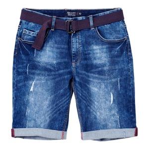 Herren-Bermudas im beliebten 5-Pocket-Style