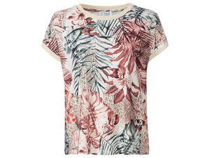 HUCKE Berlin T-Shirt Damen, mit Rundhalsausschnitt