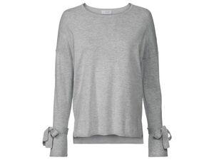 HUCKE Berlin Pullover Damen, mit Rundhalsausschnitt