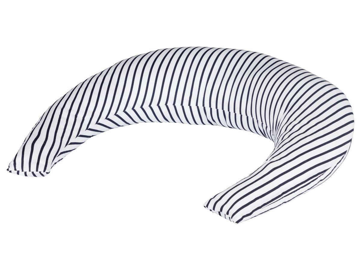 Bild 2 von MERADISO® Baby Mondkissen,  vielseitig einsetzbar, pflegeleicht, aus Baumwolle