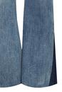 Bild 2 von Blaue, ausgestellte Jeans